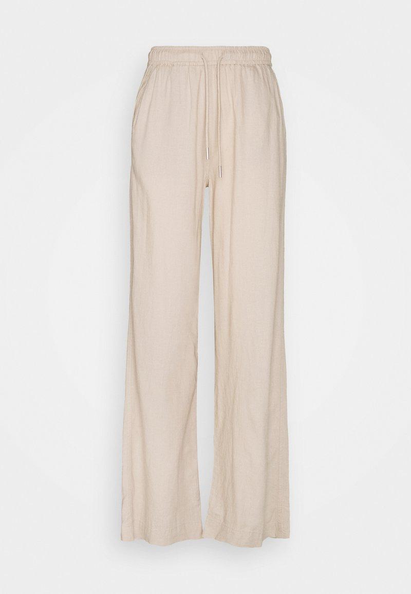 InWear - BRIZA PANTS - Trousers - sandstone