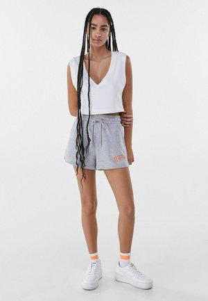 2-PACK - Shorts - grey