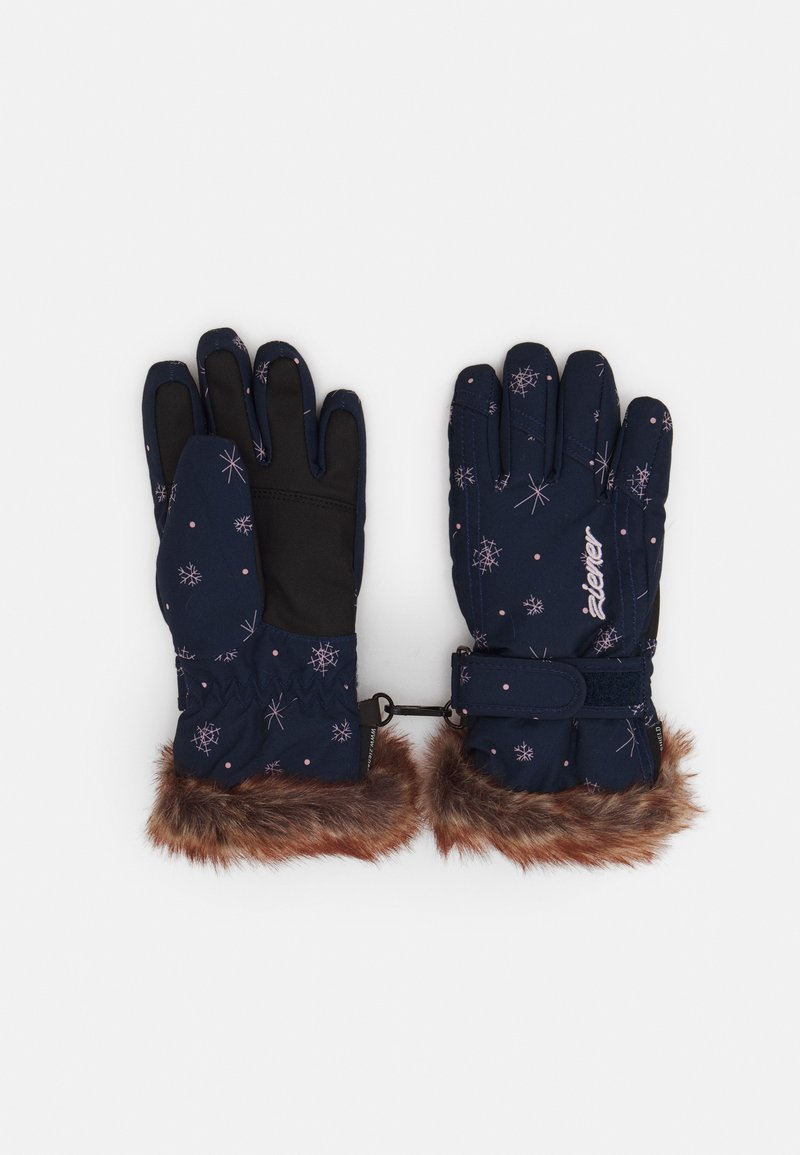 Ziener - LIM GIRLS GLOVE JUNIOR - Rukavice - snowcrystal