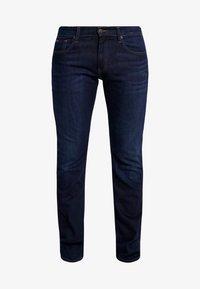 Tommy Jeans - RYAN - Jeans straight leg - dark blue denim - 4