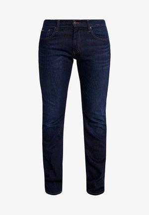 RYAN - Jeansy Straight Leg - dark blue denim