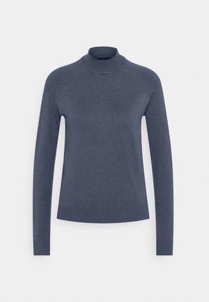 PCESERA HIGH NECK - Pullover - ombre blue