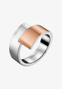 Calvin Klein - INTENSE  - Ring - silver-coloured - 0