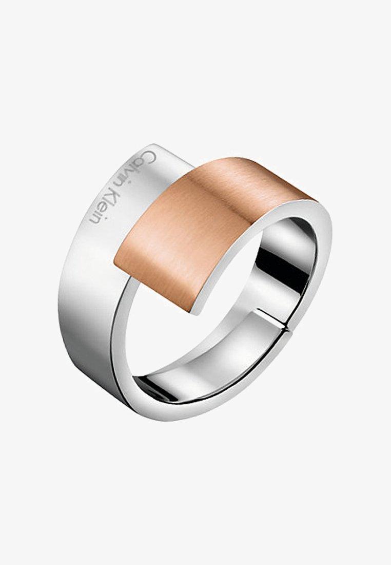 Calvin Klein - INTENSE  - Ring - silver-coloured