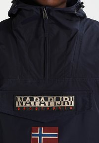 Napapijri - RAINFOREST SUMMER - Windbreaker - blu marine - 4