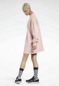 Reebok Classic - Sukienka letnia - pink - 1