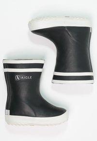 Aigle - FLAC - Wellies - marine - 1