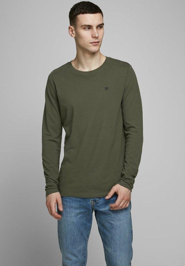JPRBLAHARDY  - Langærmede T-shirts - forest night