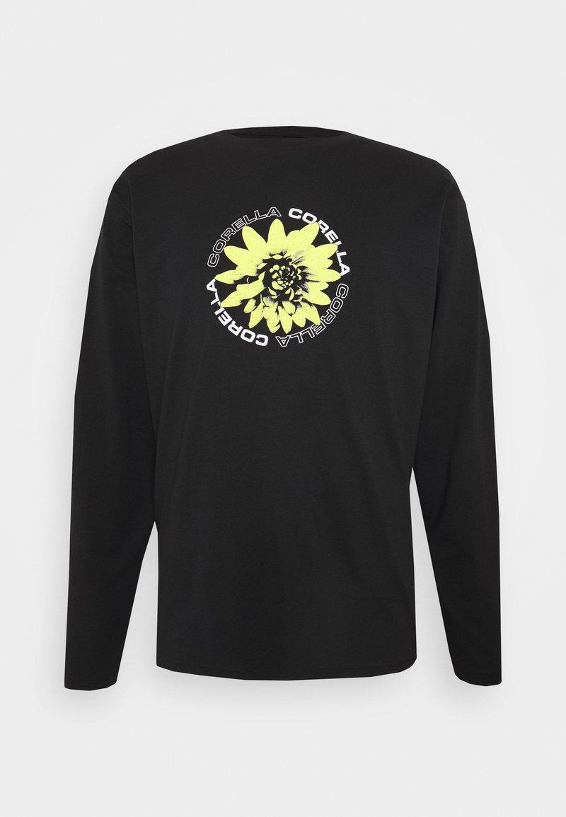 CORELLA - Pitkähihainen paita - black