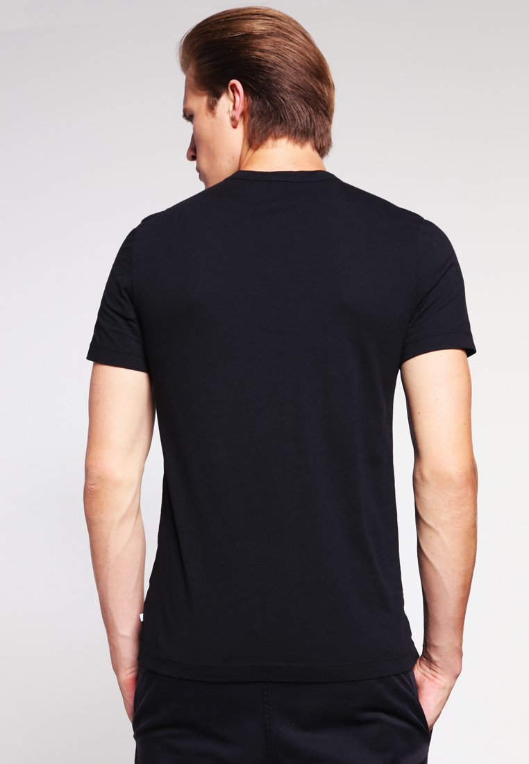 James Perse CREW - Basic T-shirt - black 68hHy