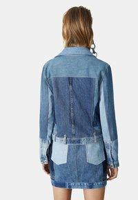 Desigual - Veste en jean - blue - 2