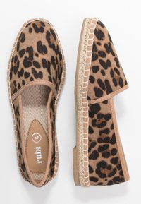 Rubi Shoes by Cotton On - YVONNE - Espadrillot - brown - 3