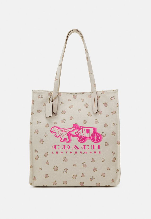REXY AND CARRIAGE TOTE - Shopping Bag - chalk