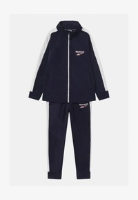 Reebok - HERITAGE POLY SET - Training jacket - navy - 0
