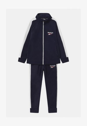 HERITAGE POLY SET - Training jacket - navy