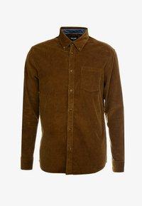 Only & Sons - ONSGEORG SOLID REGULAR FIT - Camisa - kangaroo - 3