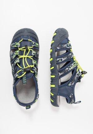 KIDS SAHIPH UNISEX - Walking sandals - cosmo