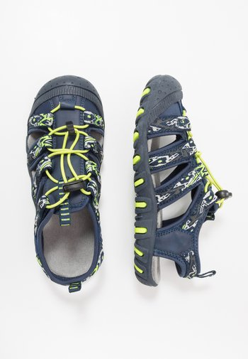 SAHIPH UNISEX - Walking sandals - cosmo