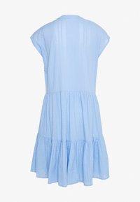 YAS - YASCUCIA DRESS ICON - Korte jurk - bel air blue - 1