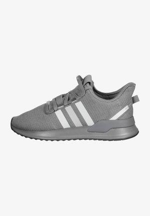 PATH RUN - Sneakers - grey heather/green