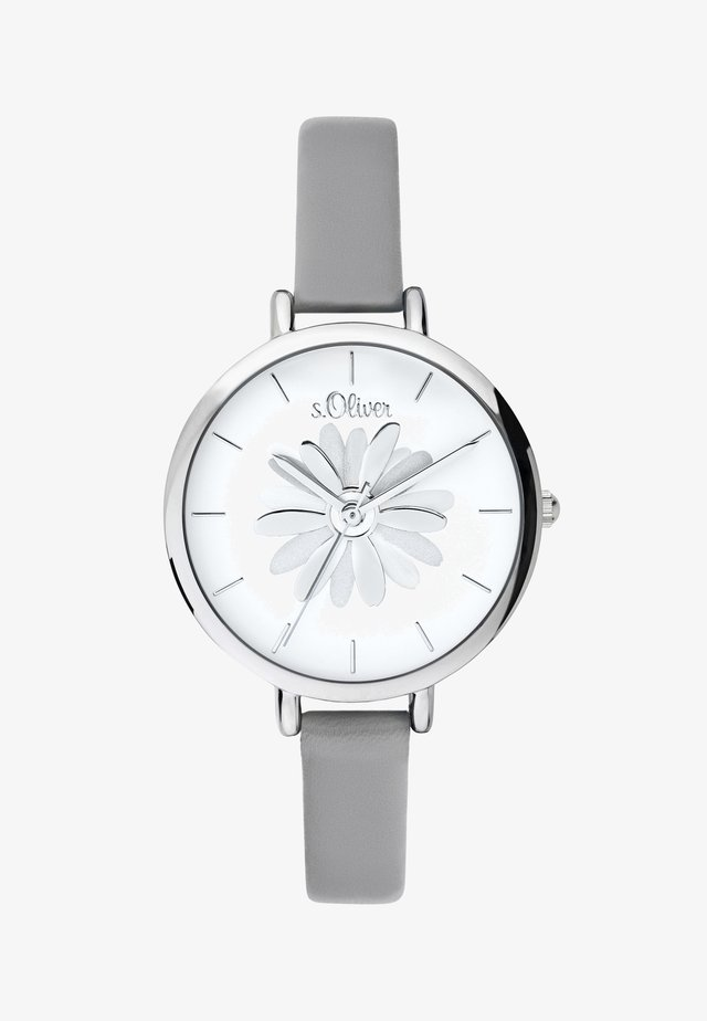 WATCHES - Watch - silver