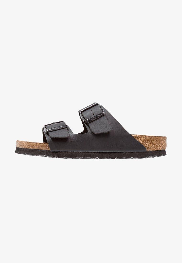 Birkenstock - ARIZONA SOFT FOOTBED NARROW FIT - Sandaler - black
