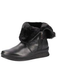 IGI&CO - Wedge Ankle Boots - black - 3