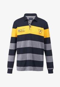 Babista - Polo shirt - marineblau,gelb - 1