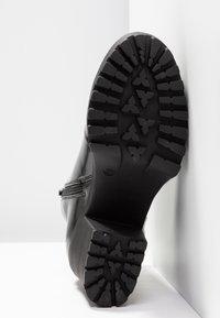 Even&Odd - Botines de tacón - black - 5