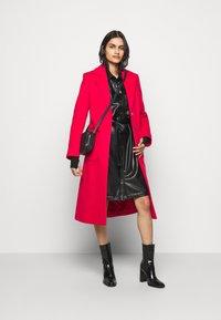 HUGO - MESUA - Zimní kabát - open pink - 1