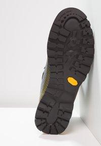La Sportiva - TRANGO TRK GTX - Hiking shoes - yellow/black - 4