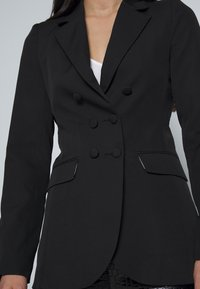 Fashion Union - BAKER - Blazer - black - 4