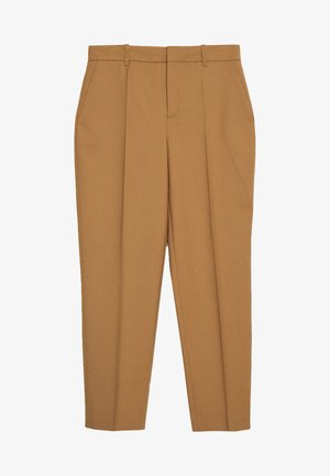 SEARCH - Trousers - braun