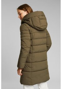 Esprit - Winter coat - khaki green - 4