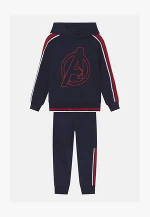 MARVEL SET - Trainingspak - dark blue