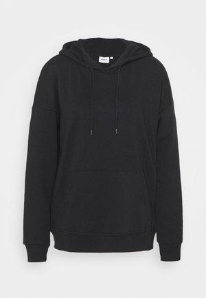 ONLFEEL LIFE HOOD - Sweatshirt - black