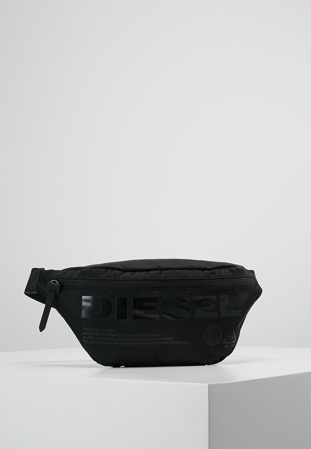 SUSEGANA F-SUSE BELT - Ledvinka - black