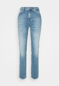 7 for all mankind - THE SOPHISTICATED  - Straight leg jeans - hellblau - 3