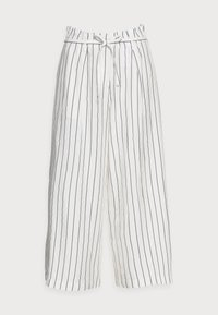 Marc O'Polo - PANTS FEMININE PAPERBACK WAISTBAND - Pantalon classique - multi - 4