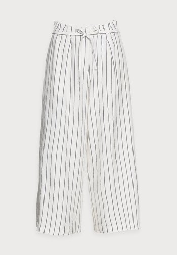 PANTS FEMININE PAPERBACK WAISTBAND - Trousers - multi