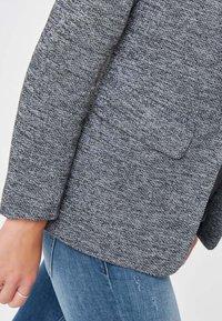 ONLY - Blazer - dark grey melange - 3
