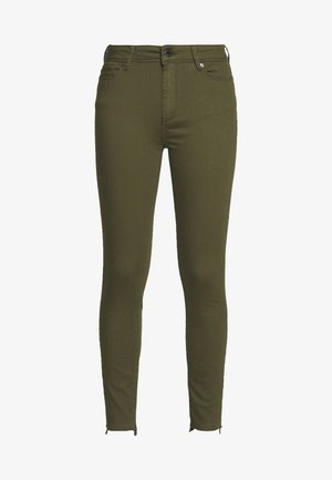 POLINE ANKLE - Jeans Skinny Fit - olive