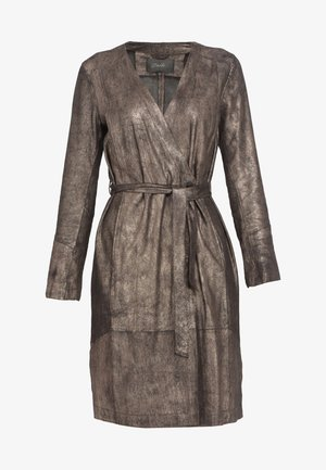 OAKWOOD - Day dress - gold