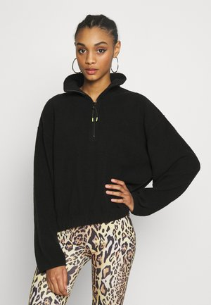 MAJA - Sweat polaire - black