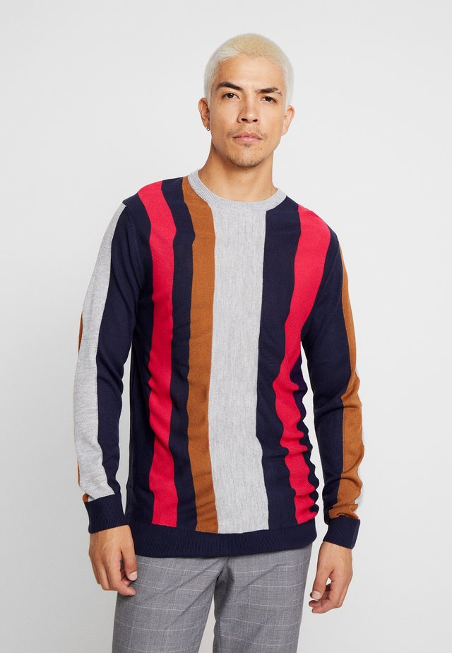 RONELL - Pullover - navy