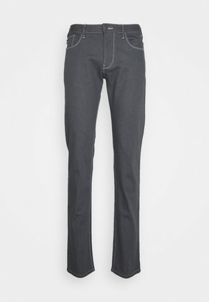 Jeans a sigaretta - light grey