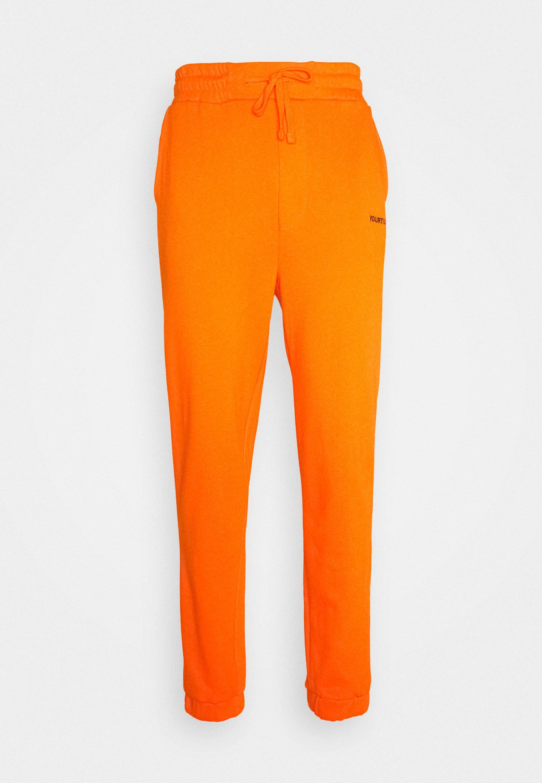 Herren Jogginghose - orange