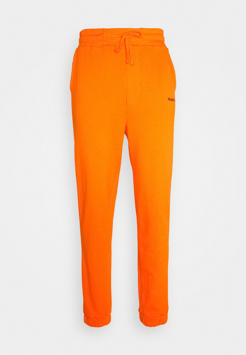 YOURTURN - Teplákové kalhoty - orange