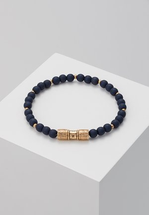 HERRING BEADED BRACELET - Bracciale - navy