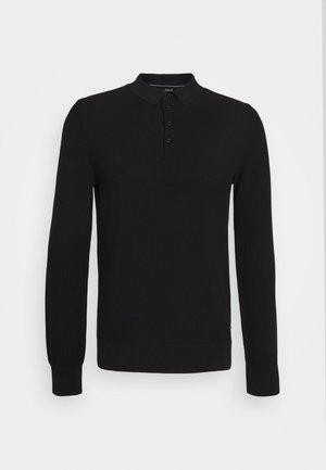FAITH - Polo shirt - black